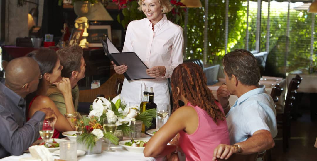 The Best Restaurant Server I Ever Met: A Lesson in Career Development